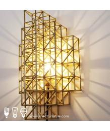 壁燈 -  經典幾何壁燈 優美典雅 型燈之最